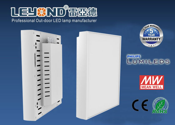 ประเทศจีน Warehouse LED LowBay Light , 1-10V Dimmable Low Bay Fluorescent Lighting ผู้ผลิต