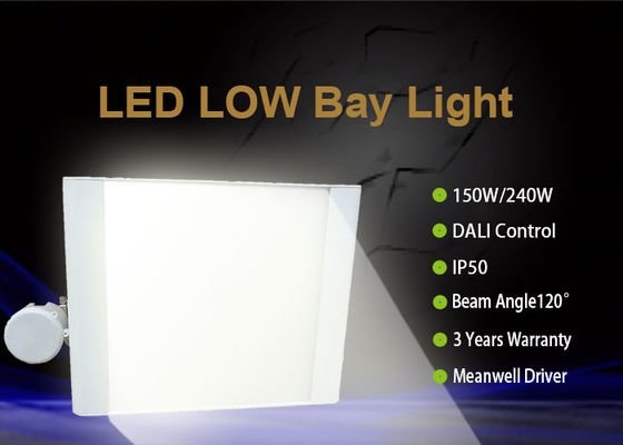 Philips 3030 SMD Led Low Bay แสงสว่าง 150w 240w พร้อมด้วย Meanwell Elg Dimming Driver
