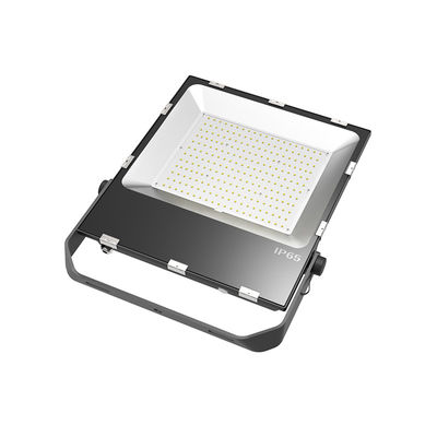 ประเทศจีน AC100-240V Super Slim IP65 Outdoor LED Flood Lights 100w For Stadium lighting โรงงาน