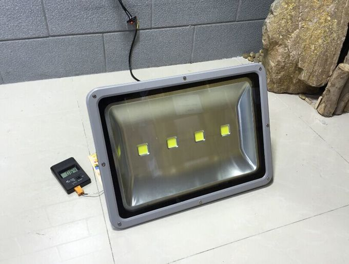 Ultra Bright 250w High Power Led Flood Light With Bridgelux Chips & Meanwell Driver